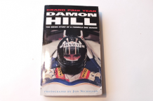 DAMON HILL Grand Prix Year. The Inside Story Of A Formula One Season (paperback)